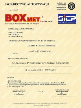 boxmet