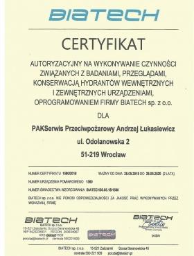 certyfikat_biatech