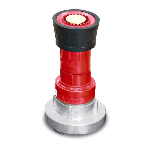 Prądownica hydrantowa DN 52 12″