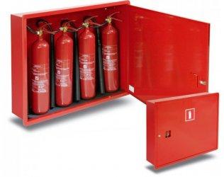 Szafka gaśnicza GP-600x4, GP-800x4, GP-900x4
